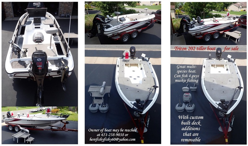 Used Walleye Boats for Sale - Classified Ads