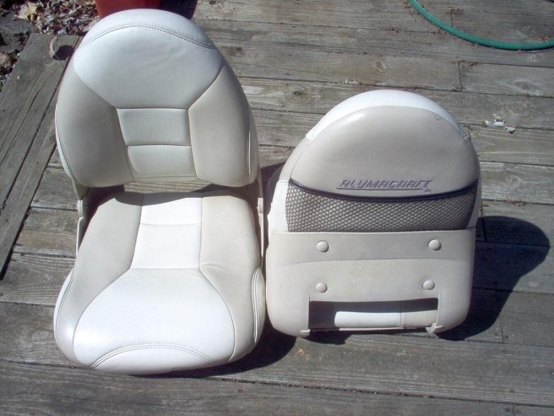 Muskiefirst Alumacraft Boat Seats Sold Please Delete