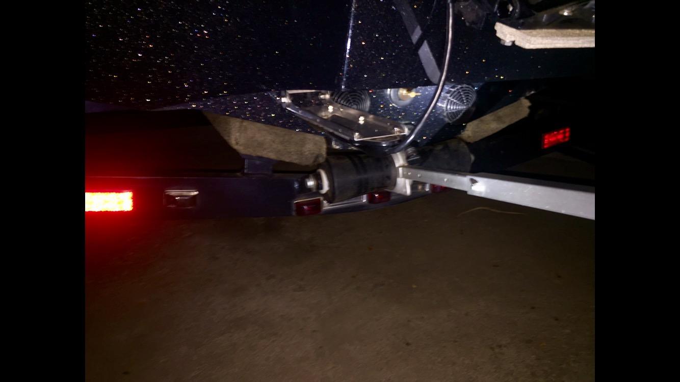 MuskieFIRST | New Helix 10 mega si transducer mounting 681vs
