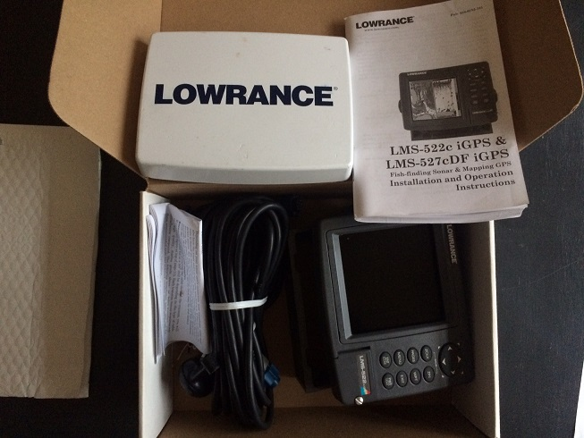 Muskiefirst Lowrance Lcx 27c Amp 522c 187 Buy Sell And