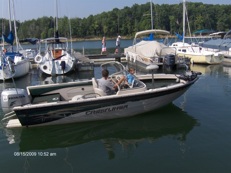 Used fishing boats in michigan 2014 boat trader project for Fishing boats for sale mn