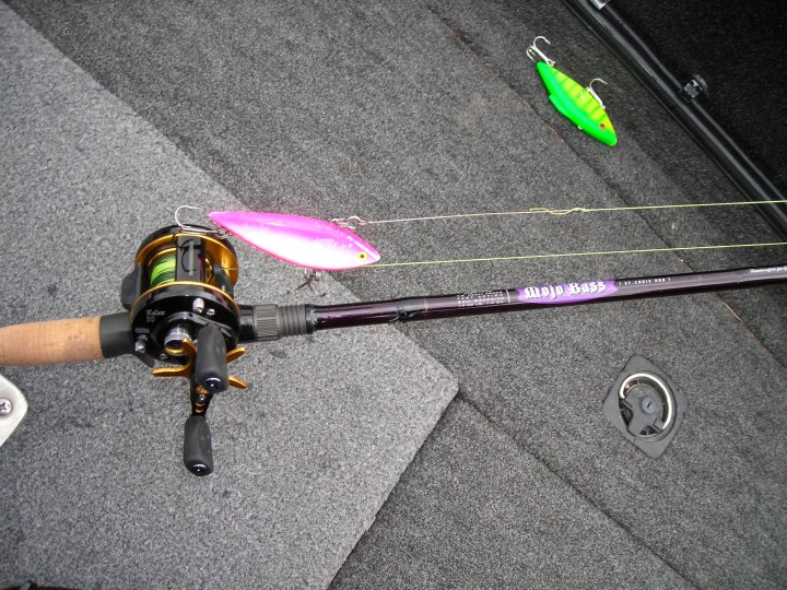Muskiefirst st croix mojo musky lures tackle and for Mojo fishing lures