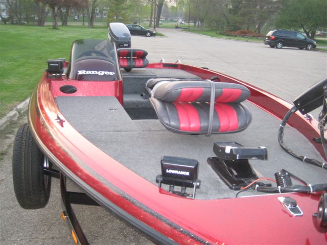 Used muskie boats for sale classified ads for Used fish finders for sale