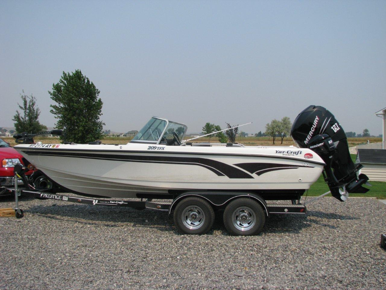 used muskie boats for sale classified ads