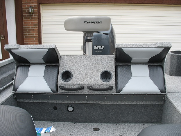 Muskiefirst Seat Casting Deck 187 Muskie Boats And Motors