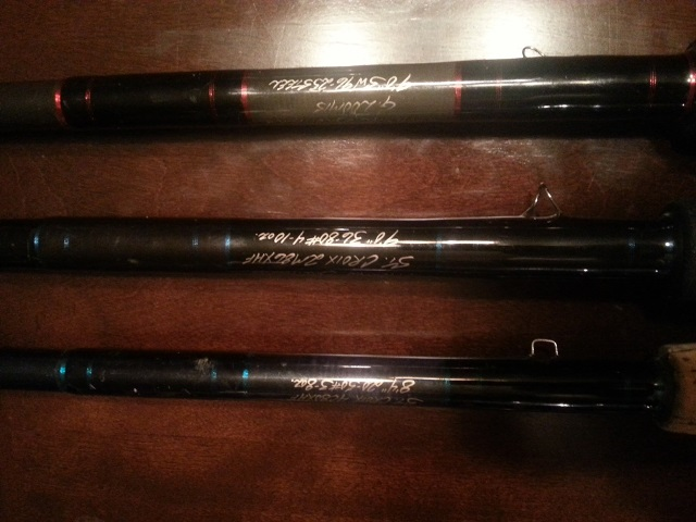 MuskieFIRST | Thorne Bros Custom Rods » Buy , Sell, and Trade
