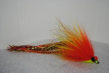 muskiefirst musky flies basement baits and custom lure painting
