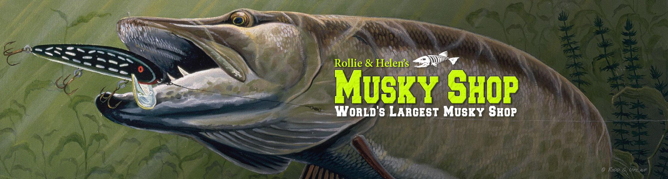 """QTY 5 100lb 8/"""" Musky Pike Fluorocarbon Fishing Leaders Stay-Lok Crane Swivel"""